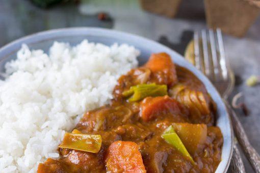 La Maison du Mochi Curry Japonais