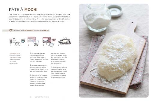 La Maison du Mochi recette