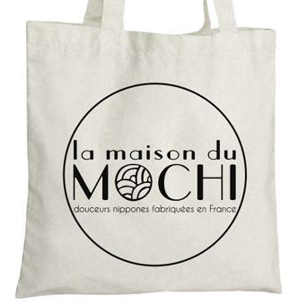 La Maison du Mochi Tote Bag