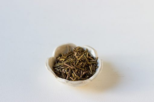 Hojicha, thé japonais torréfié